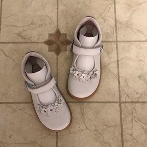 Brand New Bobux Mary Jane Shoes, Toddler Size 10.5